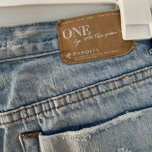 One Teaspoon Shorts - One Teaspoon Bandits
